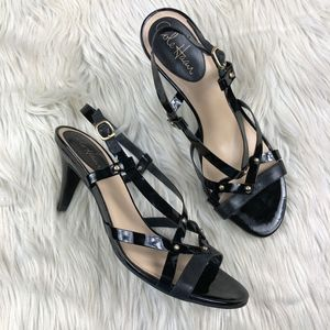 Cole Haan Air Strappy Heeled Sandals